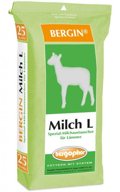 Bergophor Bergin Milch L Milchaustauscher für Schaf- und Ziegenlämmer