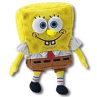 SpongeBob - Schwammkopf Plüsch Beanbag *NEU*