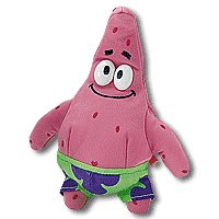 SpongeBob - Schwammkopf ´ Patrick ´ Plüsch Beanbag