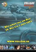 Vollgas Wörthersee 2002 *NEU/OVP*