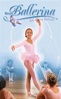 ICH LERNE BALLETT VHS Video, 54 Min. kleine Ballerina *
