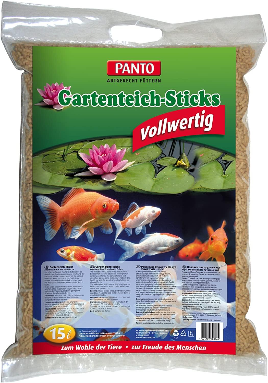 15 Liter Panto Gartenteichsticks