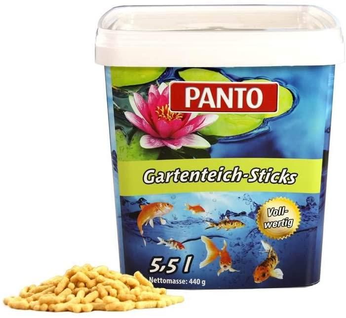 5,5 Liter Panto Gartenteichsticks