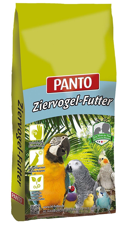 25KG Panto Wellensittichfutter