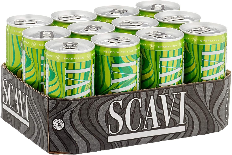 Scavi & Ray Hugo Prosecco 0,2 Liter Dose Aperitivo mit 5,5 %Vol.