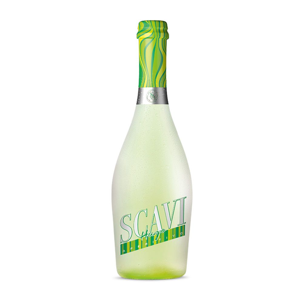 Scavi & Ray Hugo Prosecco 0,2 Liter Flasche Piccolo Aperitivo mit 5,5 %Vol.