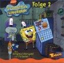 SpongeBob - Schwammkopf CD org. Hörspiel Teil 2