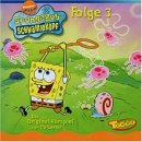 SpongeBob - Schwammkopf CD org. Hörspiel Teil 3