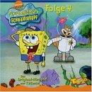 SpongeBob - Schwammkopf CD org. Hörspiel Teil 4