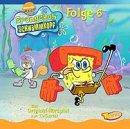 SpongeBob - Schwammkopf CD org. Hörspiel Teil 6