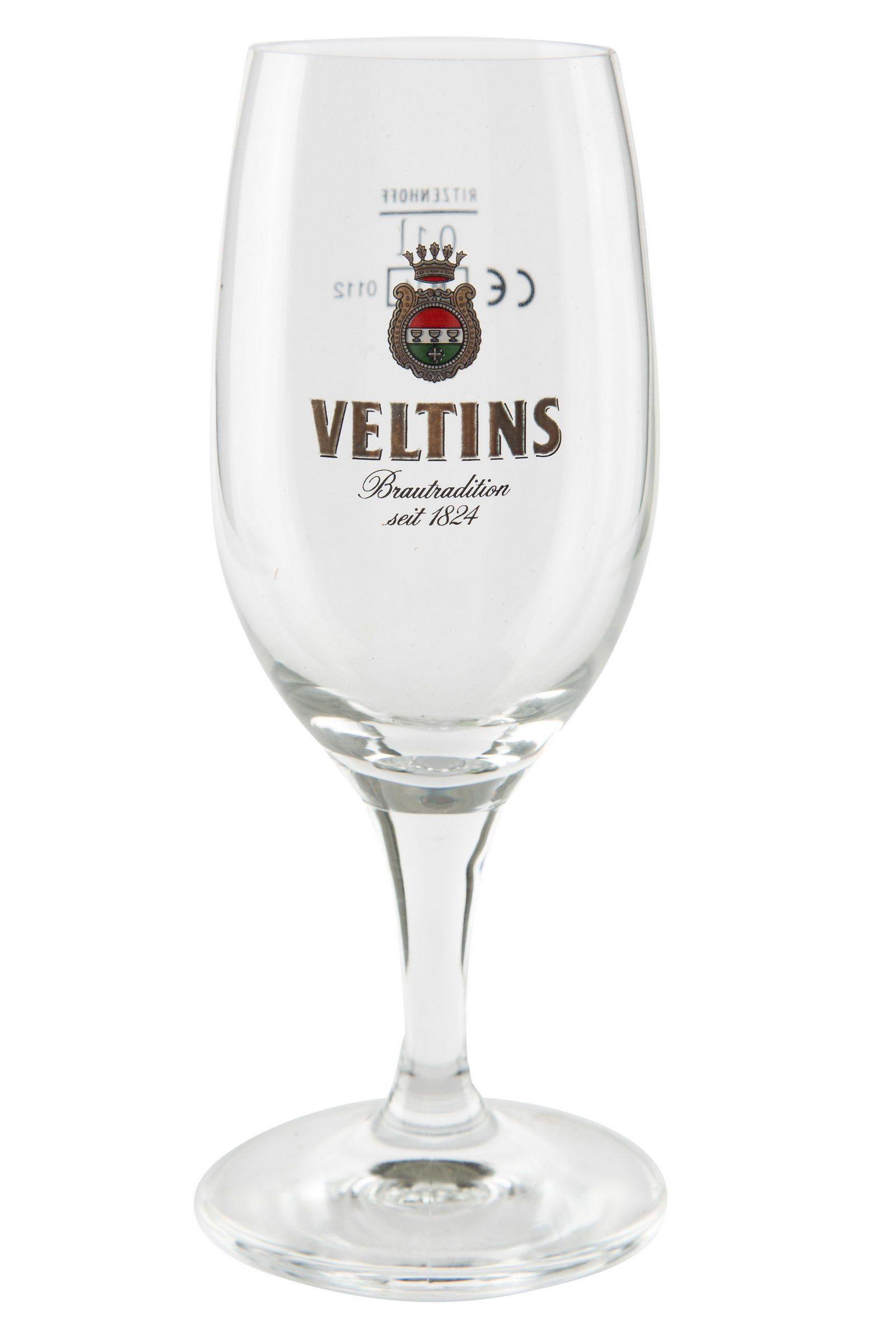 12 Veltins Exclusiv Gläser Pokale 0,2l Gastro Edition