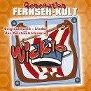 Wickie - alle Originalmusiken + Lieder auf CD ! **