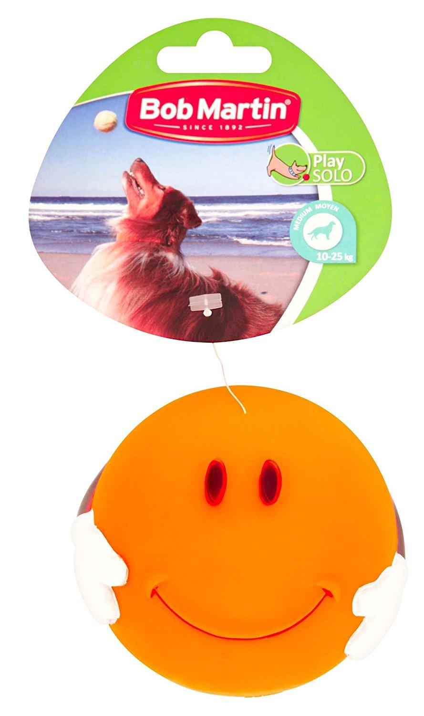 Bob Martin F0948 Fun Spielzeug Ball, S, bunt sortiert