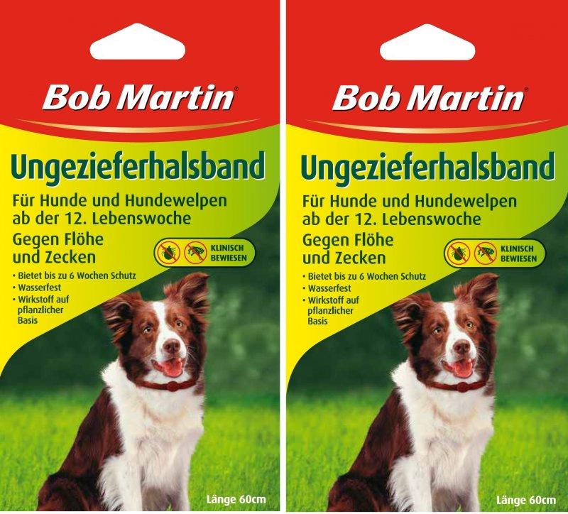 Bob Martin Ungezieferhalsband Hunde - 60 cm 1 Stück