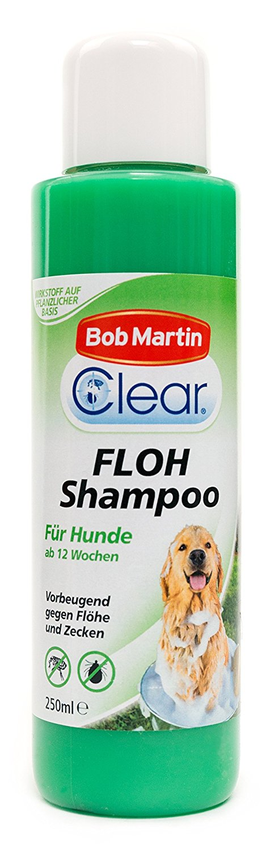 Bob Martin G2121 Clear Flohshampoo für Hunde 250ml