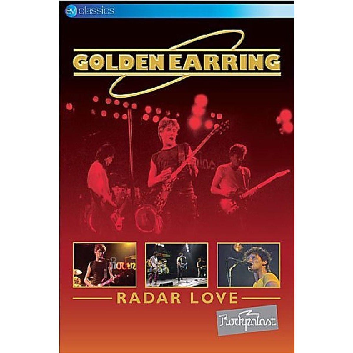 Golden Earring – Radar Love 1982 at Rockpalast DVD
