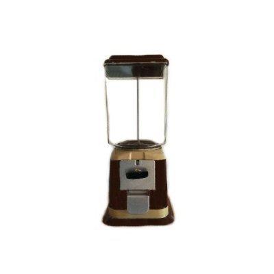 Nuss-Automat Erdnuss Automat braunbeige 50cent Standard