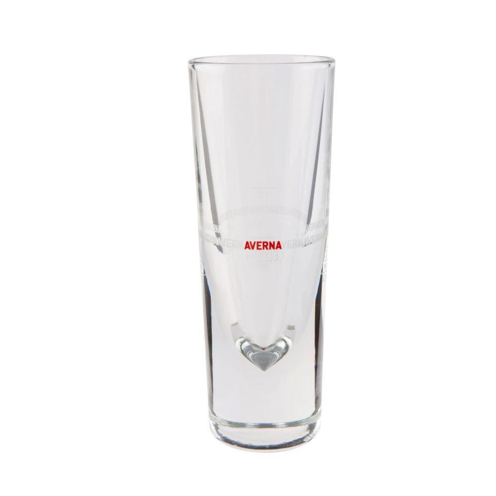 6 original Averna Gläser - Averna Glas - Gastro Edition WHITE LABEL
