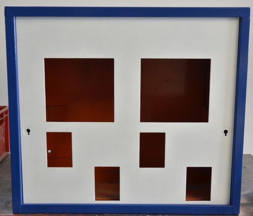2 Schacht Aussengehäuse für Goliath Tierfutterautomat Gehäuse