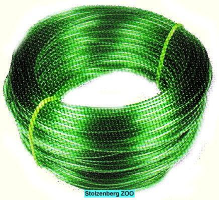 Luftschlauch grün 4/6 100m Rolle neu/OVP !!!
