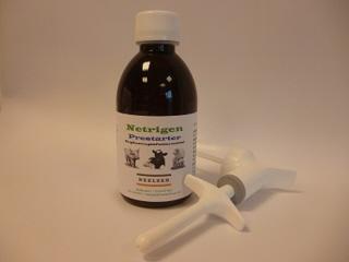 Netrigen Lammfit gebrauchsfertig in der 250 ml Kunststoff-Flasche